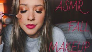 ASMR Fall Makeup Tutorial