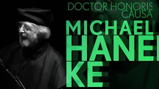 MIchael Haneke Doktor Honoris Causa