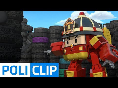 This way! Follow me closely | Robocar Poli Rescue Clips