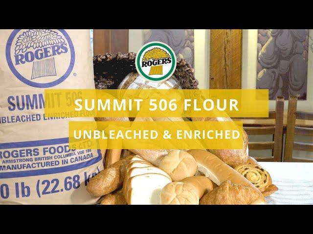 Rogers Foods - Summit 502/506 Flour