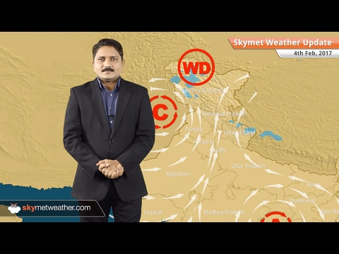 Weather Forecast for Feb 4: Snow in Kashmir, Himachal, Rain in Punjab, West Rajasthan