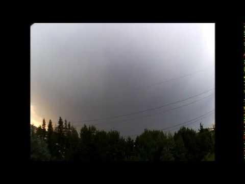 tempesta dal vivo a milano multi-cam - camera mobile