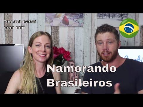 Porque a Gente Prefere Namorar Brasileiros ft AskJackie