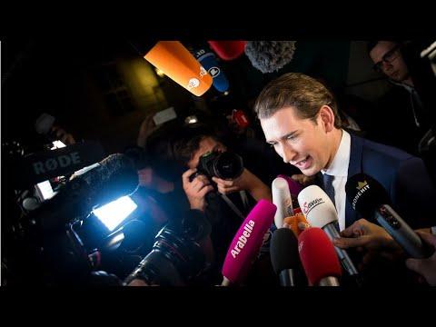 Austria: Sebastian Kurz election victory signals rightward shift