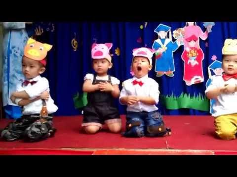 Con heo đất( Trường mần non Việt Hoa)