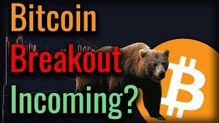 BIG Bitcoin Moves Incoming!! Which Way Will Bitcoin Break?