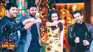 Shraddha Prabhas BEST Lovable ❤️Moments Promoting Saaho On Kapil Sharma Show wid Neil Nitin Mukesh