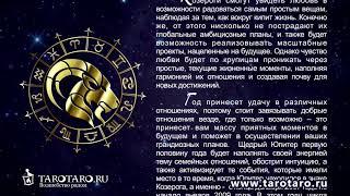 Гороскоп знака зодиака Козерог (capricorn) на 2018 год