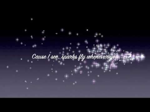 Taylor Swift Sparks Fly Lyrics HD