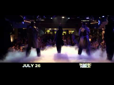 Magic Mike (2012) Official Trailer