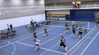 Stout vs Michigan Tech Playoffs - 2014 Jose Jones Memorial Tournament -NIVC- Playoffs