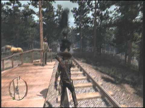 Red Dead Redemption Funny Moments
