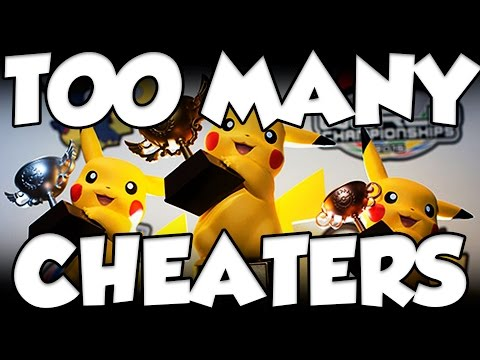 TOP VGC PLAYERS CHEATING EVERYWHERE - NONSTOP HACKING AT POKEMON WORLDS!