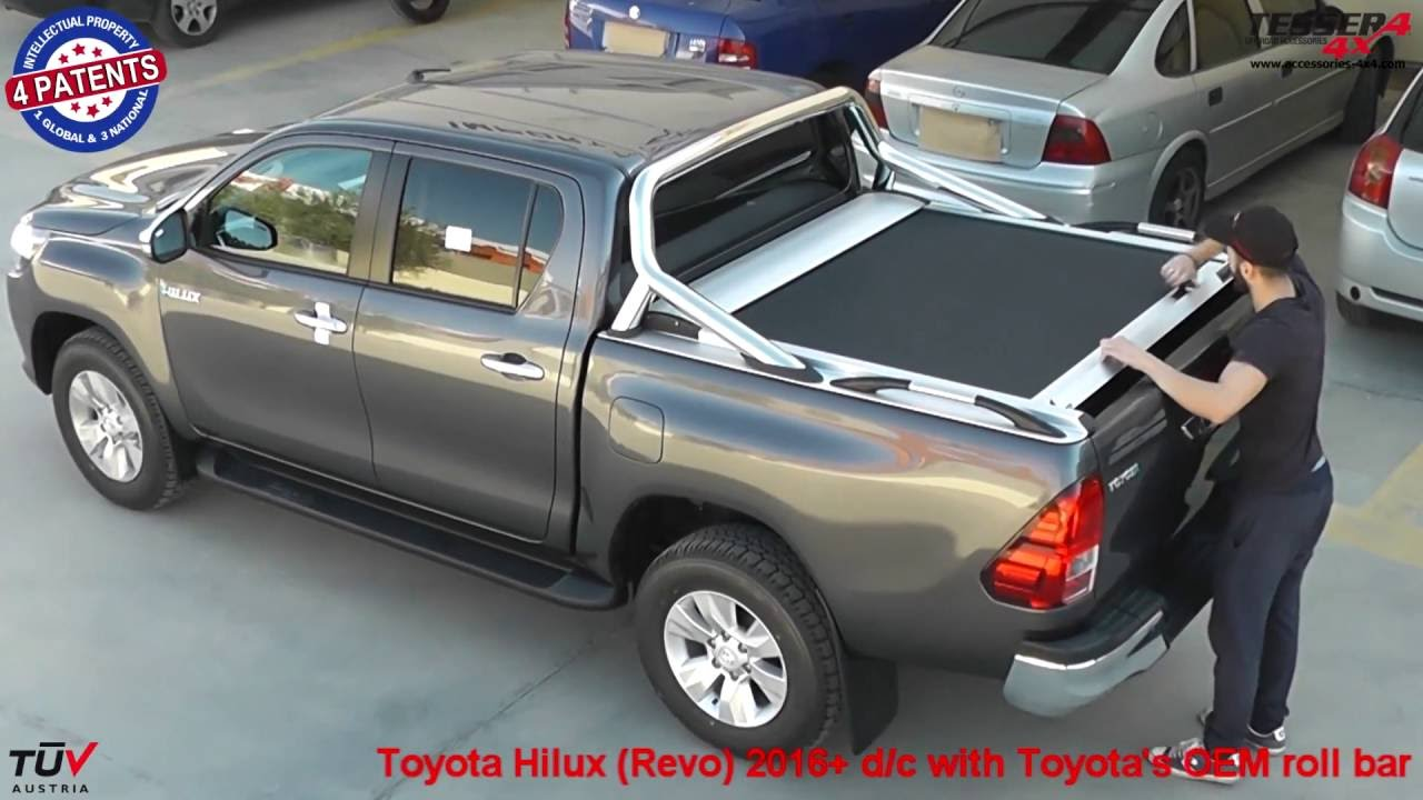 at toyota hilux revo 2016 oem. Black Bedroom Furniture Sets. Home Design Ideas
