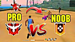 GOLD NOOB VS HEROIC PRO || FIST FIGHT FACTORY TOP || SCORE 3500+ #GarenaFreeFire