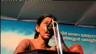 Sasikala Teacher Speech  Malappuram