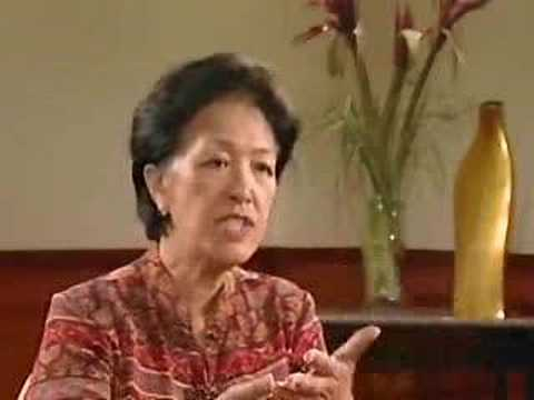 """THE LEADERS"" Interview with Ton Nu Thi Ninh 2"