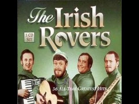 The Irish Rovers - Wasn't That A Party (Lyrics on screen)