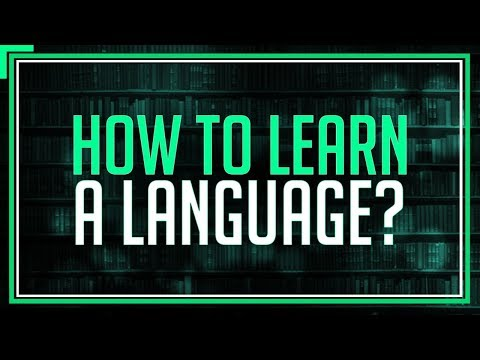 How to Learn a Language | Reading Is the Key to Fluency