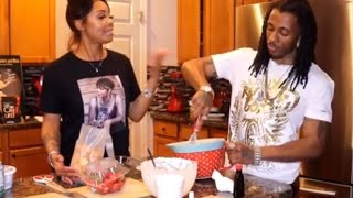 Young Pharaoh's Perspective On-The Definition Of Love  & his strawberry pudding recipe