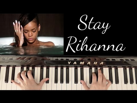 How To Play: Stay - Rihanna