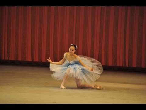 Miko Fogarty, 16, Moscow IBC, Gold Medalist Final Round - Giselle -