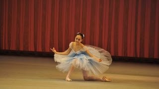 Miko Fogarty, 16, Moscow IBC 2013 Gold Medalist Final Round - Giselle -