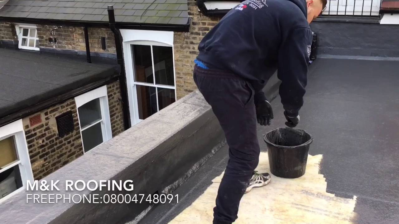 Mu0026K ROOFING N80 GRP Fibreglass Roof Installation Coping Stone/parapit
