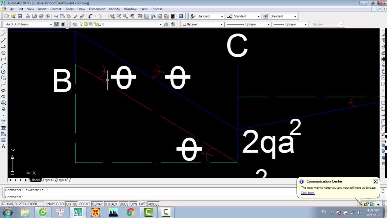 Hướng Dấn Cách Vẽ Biểu Đồ M, Q – Môn Cơ Học Kết Cấu 1- Sử Dụng Phương Pháp Coxon