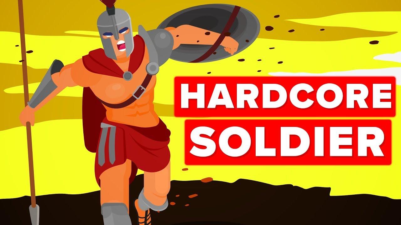 Download Most Hardcore Soldier: Spartan