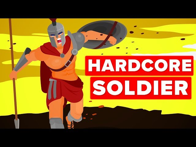 Most Hardcore Soldier: Spartan