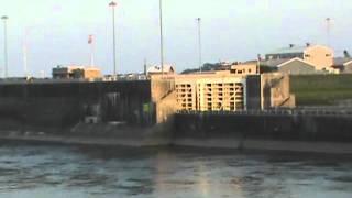 Sirens at Old Hickory Lock & Dam