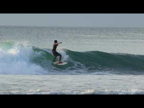 Bingin Bali Surf Videos May 8, 2017