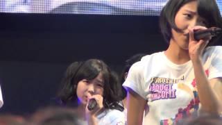 2015年5月9日 DRIVING KIDS FES. in 福島 AKB48 チーム8 [参加メンバー...