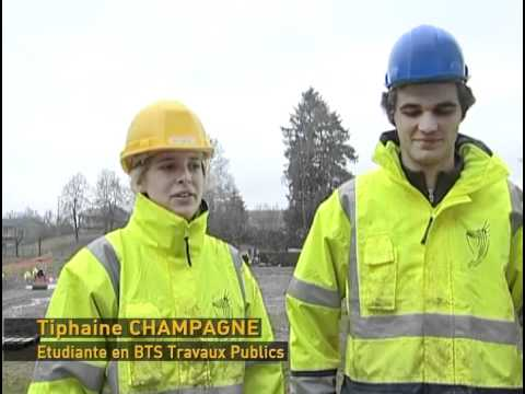 BTS Travaux Publics Lycée Caraminot
