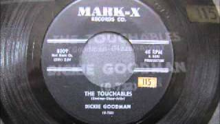 """The Touchables""-Dickie Goodman"