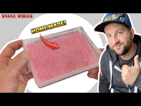 How to Make a Wet Palette - DIY - Tutorial - Artists Paint - Pallette - Art - Painting thumbnail