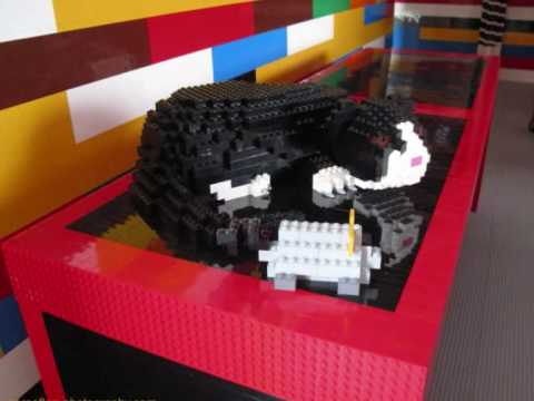 Lego House Interior And Exterior Pictures