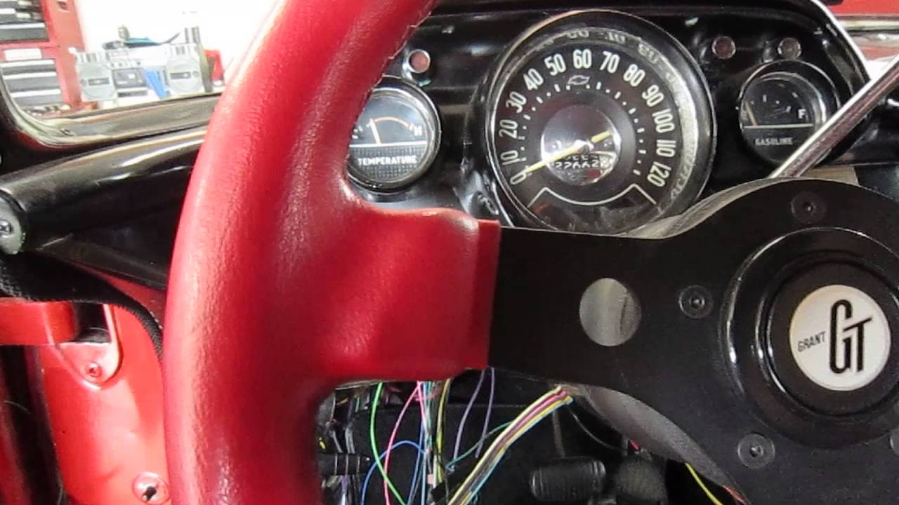 hight resolution of my 1957 chevy wiring harness complete install front to back