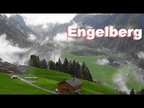 SWITZERLAND - Engelberg - Interlaken - Grindelwald