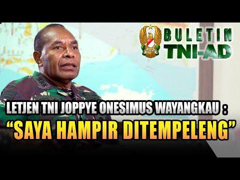 Letjen TNI Joppye Onesimus Wayangkau: