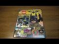 Lego Batman Movie Magazin #1 | Review Deutsch HD