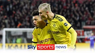 BREAKING: Dortmund set £150m price for Erling Haaland as 4 clubs are interested in Jadon Sancho