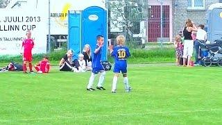 """Архив - """"Игра с местными футболистами в Эстонии"""" = 3,5 года назад (ИСТОРИЯ НАШЕЙ КОМАНДЫ)"""