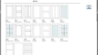 1  Setting Up Cabinet Planner