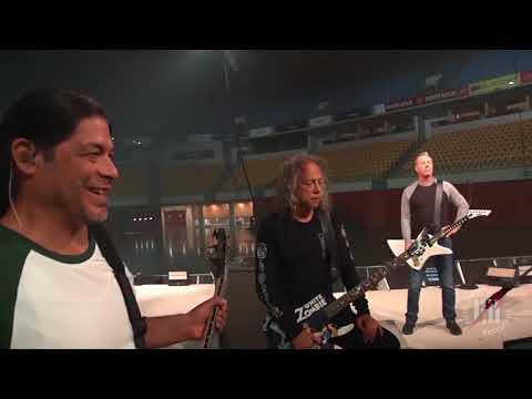 Metallica - Rehearsals in Lisbon - 1/30/18 & 1/31/18