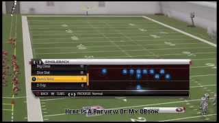 Madden 25 My Custom Offensive Playbook v2.0 Preview out now for PS3