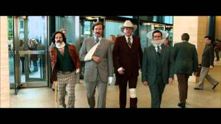 Anchorman 2: The Legend Continues -  Movie Spot