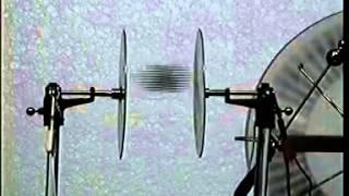 Электростатический двигатель принцип работы