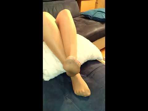 Shiny Nylon Feet thumbnail